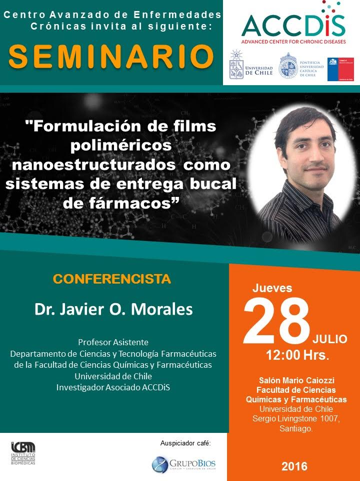 formulation of film polymeric nanoesctruturados buccal drug delivery systems