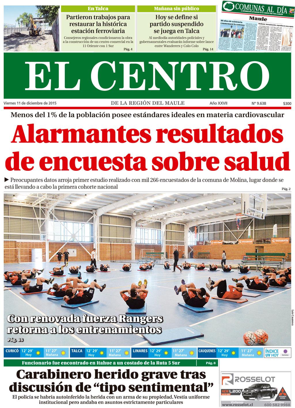Publicación-portada-diario-El-Centro-de-Talca---ACCDIS